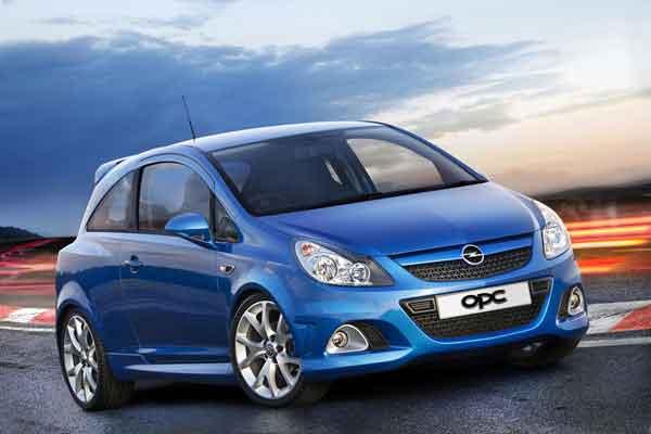 New Opel Corsa Utility 2011. NEW OPEL CORSA [3 amp; 5 DOOR]