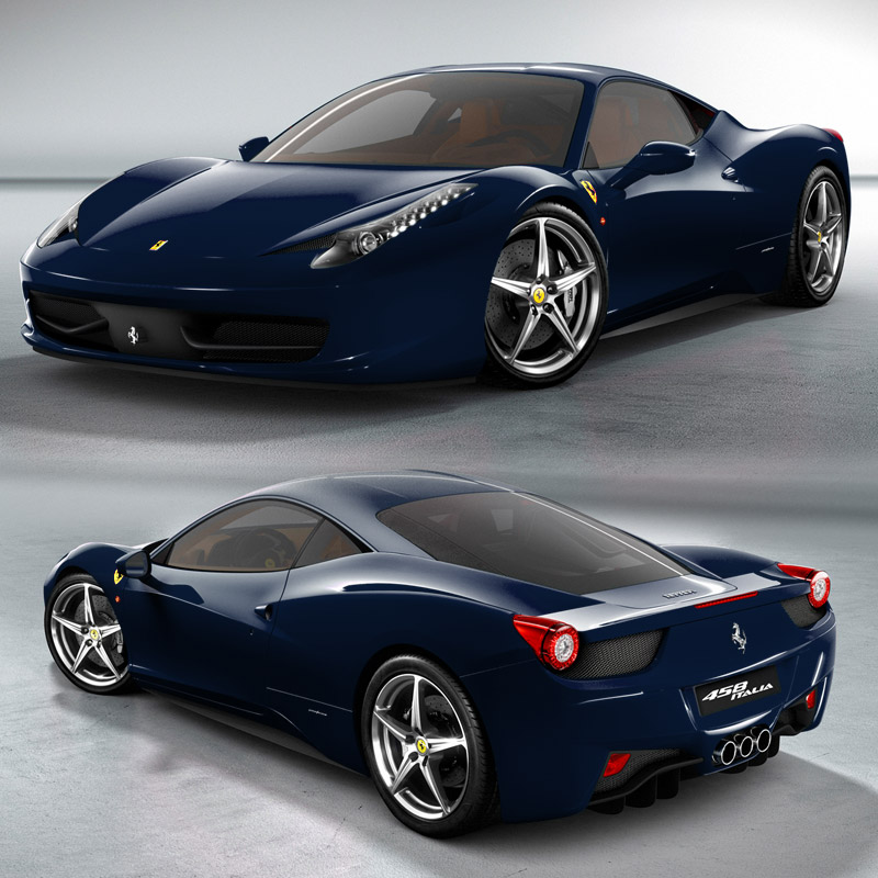 Ferrari 458 Italia Colors 37 The Car Market South Africa