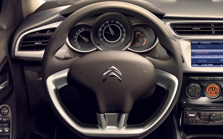 2010 Citroen C3 Steering Wheel The Car Market South Africa