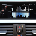 BMW ActiveHybrid 3 Dashboard
