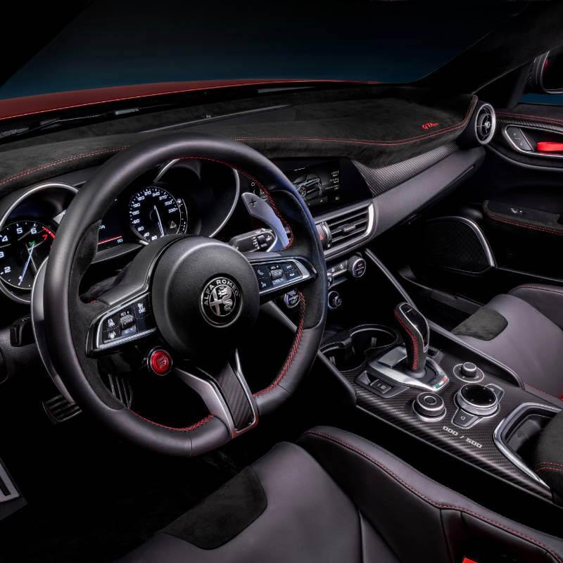 Alfa Romeo Giulia GTA Celebrates 110 Years