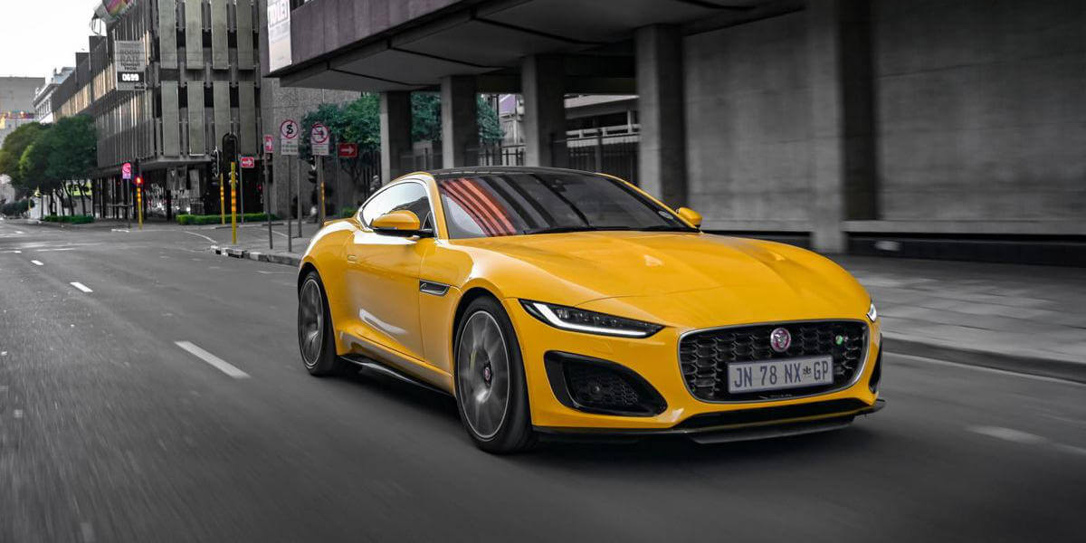 2020 jaguar f-type lands in south africa | the car market